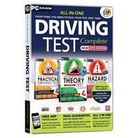 Driving Test Complete 2015 (DVD-ROM) for Windows