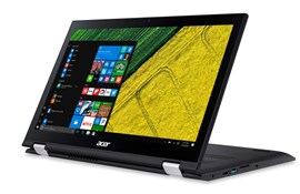 "Acer Spin 3 SP315-51 15.6"" Touch  4GB Core i3"