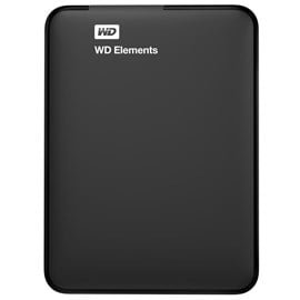 Western Digital Elements 1TB Mobile External Drive