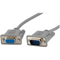 StarTech.com VGA Monitor Extension Cable - HD15 M/F (3m)