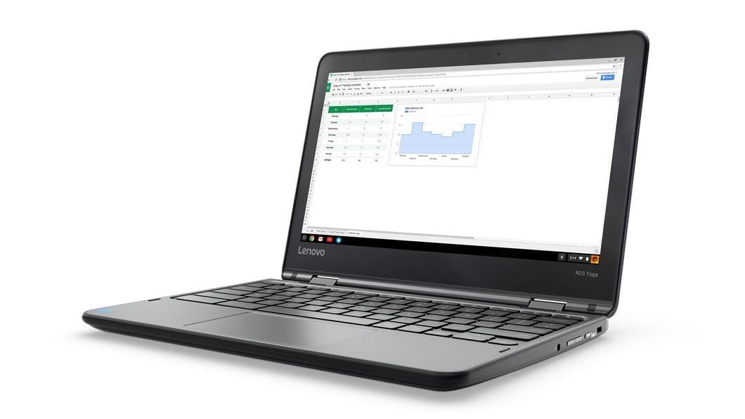 32GB eMMC N23 Yoga 11 Touch-Screen Chromebook Motherboard 4GB Memory Lenovo