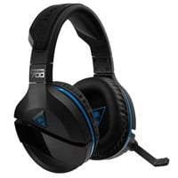 Turtle Beach Ear Force Stealth 700 Gaming Headset (Black) for Sony PS4 and PS4 Pro Consoles