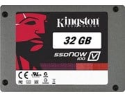 "Kingston V100 32GB SATA II 2.5"" Solid State Drive"