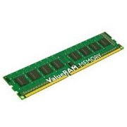 Kingston ValueRAM 4GB (1x4GB) DDR3 1600MHz Non-ECC 240-pin DIMM Memory Module SR x8