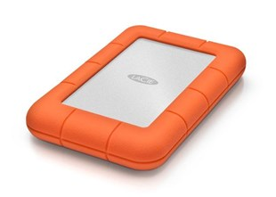LaCie Rugged Mini 1TB Mobile External Hard Drive