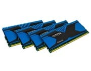 Kingston HyperX 16GB (4x4GB)  Memory Kit 1866MHz DDR3 Non-ECC CL10 240-pin DIMM Predator Series
