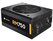 Corsair RM Series 750W Power Supply 80 Plus Gold