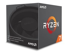 AMD Ryzen 7 2700 3.2GHz 8 Core (Socket AM4) CPU