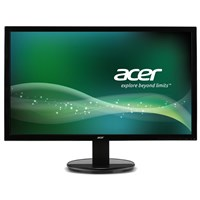Acer K242HLA 24 inch LED 1ms Monitor - Full HD, 1ms, HDMI, DVI