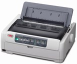 OKI Microline 5790eco 24-pin Dot Matrix Printer