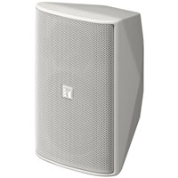 TAO F-1000WT Wide Dispersion Speaker System 15 W Rated Input (White)