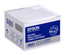 Epson 0651 High Capacity Return Toner Cartridge