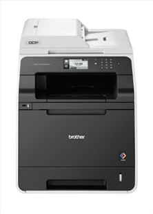 Brother DCP-L8400CDN (A4) Duplex Colour Laser All-in-One Printer (Print/Copy/Scan) 256MB 3.66 inch Colour Touch Screen LCD 28ppm (Network Ready)