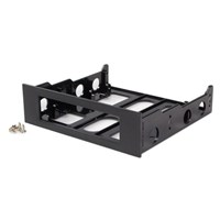 StarTech.com 3.5 inch Hard Drive to 5.25 inch Front Bay Bracket Adaptor