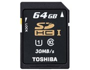 Toshiba 64GB SDXC Memory Card *Open Box*