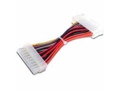 StarTech.com ATX Power Supply for 20-pin to 24-pin Motherboard Adaptor