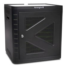 Kensington Charge and Sync Cabinet for Up to 10 Universal Tablets
