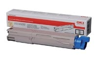 OKI 45862840 (Yield: 7,000 Pages) Black Toner Cartridge