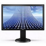 BenQ BL2405HT (24 inch) LED Monitor 1000:1 250cd/m2 1920x1080 5ms DVI-D (Black)