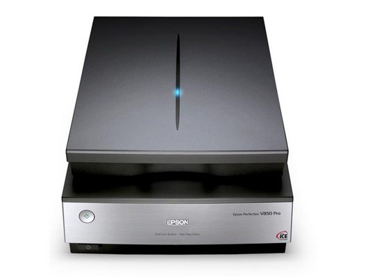 Epson Perfection V850 Pro (A4) Colour Flatbed Scanner
