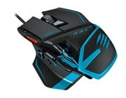 Mad Catz R.A.T. TE Tournament Edition Gaming Mouse (Matte Black) for PC and Mac