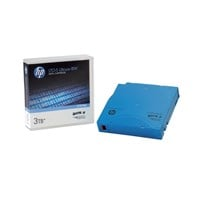 HP (1.5/3TB) 2:1 Compression 846m 280MB/s LTO-5 RW Ultrium Data Tape Cartridge (Blue)