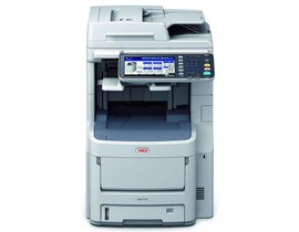 OKI MC770DNFAX (A4) Colour Multifunction Printer (Print/Copy/Scan/Fax)