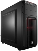 Corsair Carbide SPEC-01 Red LED Mid Tower Gaming Case