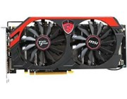 MSI AMD Radeon R9 280X 3GB Graphics Card