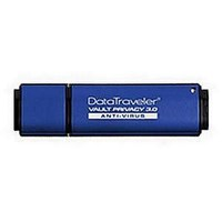 Kingston DataTraveler Vault 4GB Blue