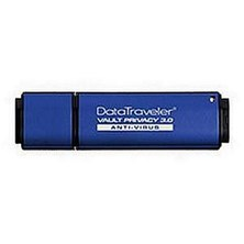 Kingston DataTraveler Vault 4GB USB 3.0 Drive