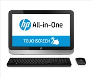 HP 22-2130na (21.5 inch) All-in-One PC Core i3 (4160T) 3.1GHz 8GB 1TB DVD±RW WLAN Webcam Windows 8.1 64-bit (HD Graphics 4400)