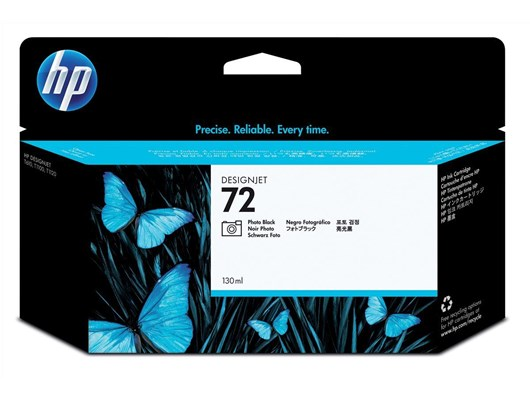 HP 72 Photo Ink Cartridge (130 ml) with Vivera Ink