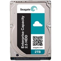 Seagate Enterprise Capacity (2TB) 2.5 inch Hard Drive (7200rpm) 12Gb/s SAS 128MB (Internal) - 5xx Emulation *Open Box*