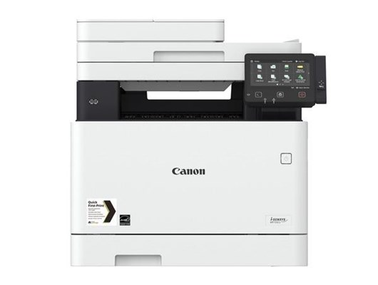 Canon i-SENSYS MF735Cx Multifunction Colour Laser Printer (Print/Scan/Copy/Fax) 27ppm