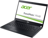 Acer TravelMate P648-M-77D9 14 Laptop - Core i7 2.5GHz, 8GB, 256GB