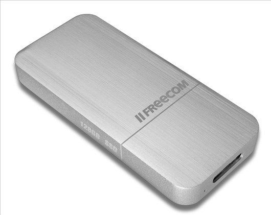 Freecom 128GB mSSD USB3.0 External SSD