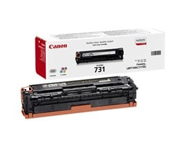 Canon 731 (Yield: 1,500 Pages) Yellow Toner Cartridge