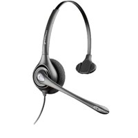 Plantronics SupraPlus HW351N/A Wideband Monaural Noise-Cancelling Headset
