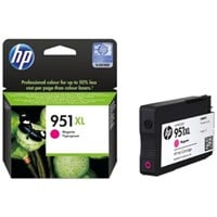HP 951XL (Yield: 1,500 Pages) Magenta Ink Cartridge