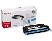 Canon 711 Cyan Toner Cartridge (Yield 6,000 Pages)
