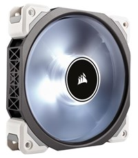 Corsair ML Series ML120 Pro Magnetic Levitation Fan (120mm) with White LED