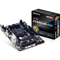 Gigabyte F2A88XM-DS2 mATX Motherboard for AMD Socket FM2+ CPUs