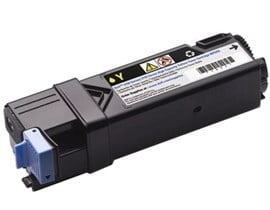 Dell High Capacity Yellow Toner Cartridge
