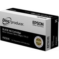 Epson PJIC6 Ink Cartridge (Black) for Epson PP-100 Series Discproducer