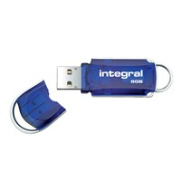 8GB Integral 'Custom Design' Courier Flash Drive