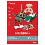 Canon MP-101 (A4) Matte Photo Paper (50 Sheets)