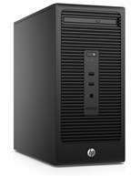 HP 285 G2 Microtower PC Dual Core A6 (5400B) 3.6GHz 4GB 500GB DVD±RW LAN Windows 7 Pro+Media Upgrade to Windows 10 Pro (Radeon HD 7540D)