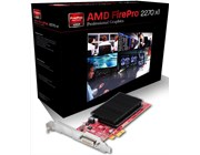 AMD FirePro 2270 512MB Pro Graphics Card