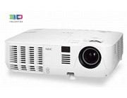 NEC V260X Mobile (3D Ready) DLP Projector